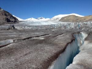 Hydrologica Glacier Monitoring