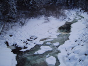 Hydrologica Winter Flow Monitoring